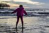 Walking on Water (tjbarber101) Tags: santa monica california beaches beach ocean water waves