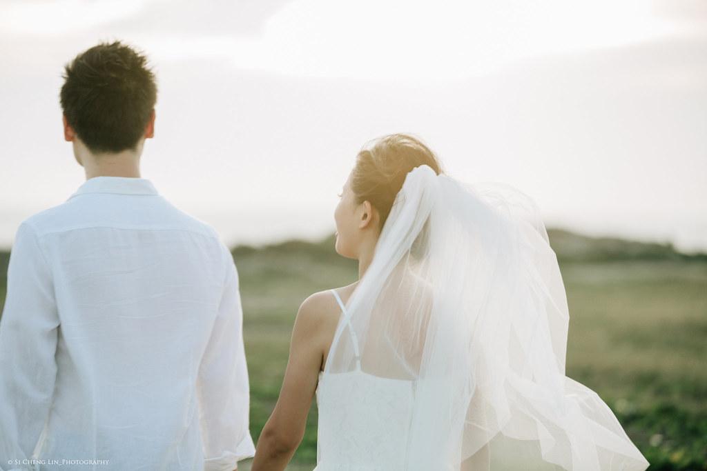 自助婚紗,台灣旅拍,自然風格,思誠獨立攝影師