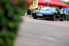 Ferrari 458 Italia (180767) (Fido_le_muet) Tags: cars coffee centre chateau artigny montbazon touraine val de loire supercar ancienne vintage oldtimer car vehicle meeting rasso rassemblement voiture sport collection ferrari 458 italia 180767