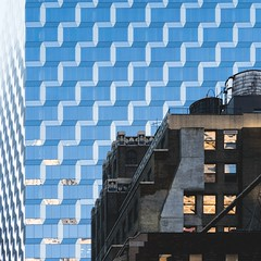 New York Architecture #425 (Ximo Michavila) Tags: newyork nyc ximomichavila usa city urban abstract building architecture archidose archdaily archiref windows cityscape geometry
