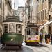 Take the tram through Lisbon