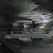 Giant canyon passage (Main Cave, Mammoth Cave, Kentucky, USA) 1