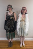 October 2017 - Halloween (Keith_Beecham) Tags: hannah costumes 2017 wyndmoor flappers halloween pennsylvania unitedstates october caitlin usa us