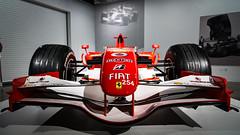 Michael Schumacher's Ferrari 248 F1 (2006 season) (acastanal) Tags: 2017 sel1670z a6000 california car losangeles museum october petersen sony ferrari f1 2006 248 michael schumacher formula 1