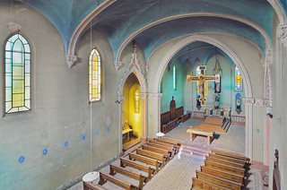 Urbex ✧ Blue Chapel