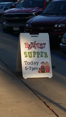 Annual Harvest Supper