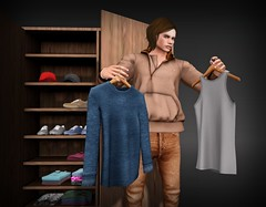 Fall Closets - Guywise (chic aeon) Tags: wetcat adclothing exmachina