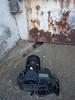 Burglary (BTS) (Ballou34) Tags: 2017 7d mark 2 ii 7d2 7dii afol ballou34 canon eos eos7d eos7d2 eos7dii flickr lego legographer legography minifigures photography stuck plastic toy toys burgrlary thief diamond door hole run escape sausalito california étatsunis us bts behind the scenes