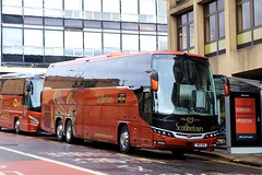 Austin, Earlston NKH819 (busmanscotland) Tags: man 26480 beulas mythos nkh819 nkh 819 austin earlston scotline tours