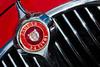 Jaguar Mk 2  3.4 litre (that Geoff...) Tags: red jaguar 34 litre jag favershamtransportweekend canon 70d car cars auto autos automobile automobiles classic chrome british