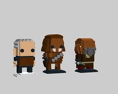 Star Wars Brickheadz: More (Noah Ridenour) Tags: star wars brickheadz lego