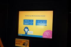 DSCF9744 (amsfrank) Tags: amsterdam amstel station ns automaat ticketmachine ui machine