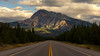 On the Road (Andrew G Robertson) Tags: jasper national park icefields parkway road mount christie trip mountain canada alberta canon 5d mkiv mk4 rockies rocky mountains