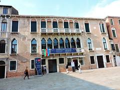 Palazzo Lezze, Campo Santo Stefano, Venice