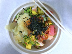 IMG_3642_p_g (thebiblioholic) Tags: food poke 365 seafood
