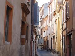 Les couleurs de Toulouse (wiebke-e) Tags: street colors toulouse