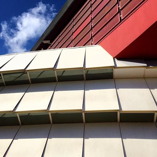 Le @quaibranly #paris #architecture #jeannouvel #museum