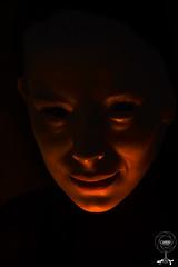 Orange Mask (yonatancruz) Tags:
