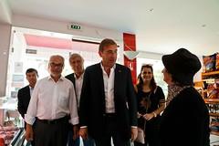 Autárquicas 2017: Pedro Passos Coelho em Baião