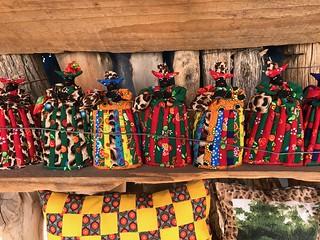 Herero Dolls Damaraland Namibia South Western Africa