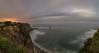 Noche en la Regalina. (Amparo Hervella) Tags: laregalina playa noche nocturna nube panorámica largaexposición d7000 nikon nikobd7000 comunidadespañola asturias españa spain