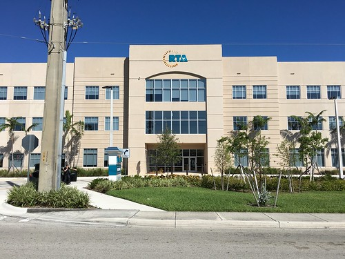 RTA Tri-Rail Offices Pompano Beach