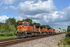 BNSF 7788 GE ES44DC (Trucks, Buses, & Trains by granitefan713) Tags: train freighttrain railroad railfan nikon nikond3100 d3100 lashup consist stacktrain intermodal doublestack container wellcar bnsf burlingtonnorthernsantafe ge generalelectric gevo evolutionseries es44 gees44dc es44dc