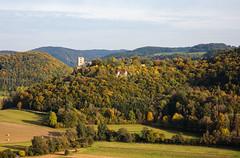 Wiesenttal - Ruine Neideck (Gr@vity) Tags: ruineneideck neideck fränkischeschweiz herbst autumn wiesenttal wiesent canon 5dsr