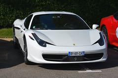 Ferrari 458 Italia (jfhweb) Tags: jeffweb sportauto sportcar racecar voituregrandtourisme voituredesport gt supercar voituredecourse courseautomobile circuitpaulricard circuitducastellet lecastellet httt ferrari ferrarichallenge 458 458italia