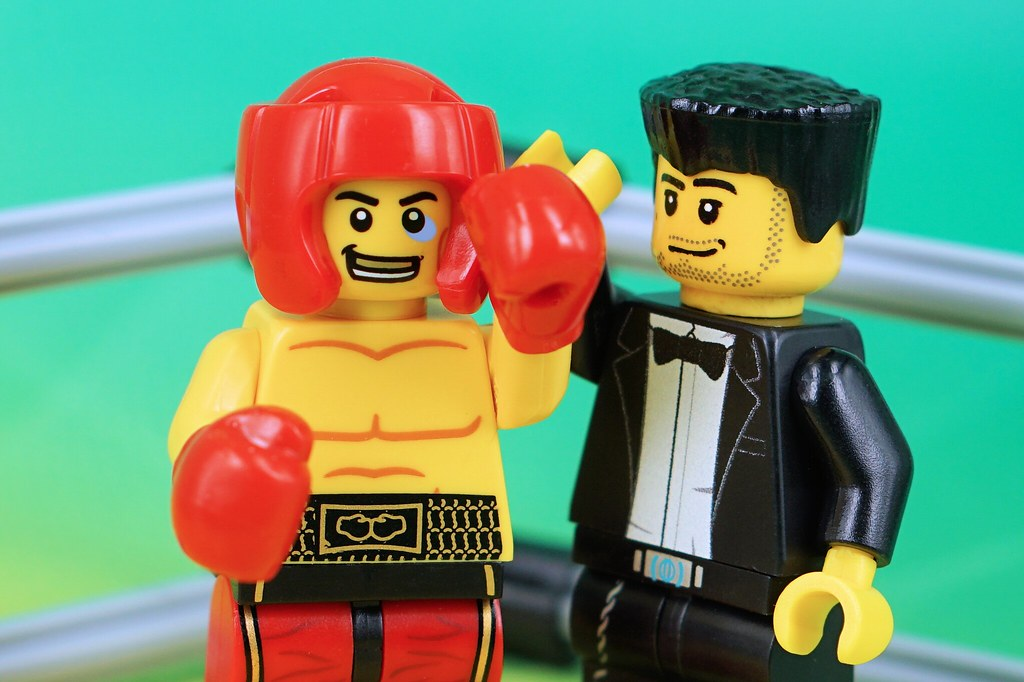 The World's newest photos of boxing and lego - Flickr Hive Mind