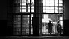 Open Doors (parenthesedemparenthese@yahoo.com) Tags: dem bw backlighting blackwandwhite chypres door femme kypros monochrome mosquée nb nicosie noiretblanc woman canoneos600d day ef50mmf18ii entredeux grandcontraste highcontrast inbetween journée mosque opendoors porte portesouvertes