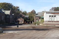 Pennhurst Asylum (Itinerant Wanderer) Tags: pennsylvania chestercounty springcity pennhurstaslyum halloween
