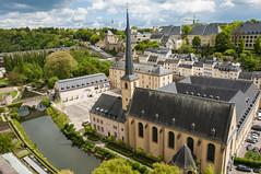 Church of St Jean du Grund - Luxembourg