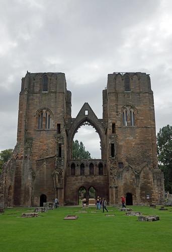 2017-08-26 09-09 Schottland 481 Elgin, Cathedral