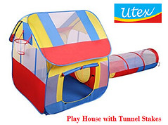 Buy Play Tents for Children with Tunnel Stakes (utexchina) Tags: play house with tunnel tent playground sets for backyards buy tents children stakes