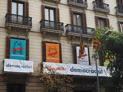 Seu Nacional d'Òmnium Cultural (tgrauros) Tags: òmniumcultural barcelona catalunya llengua cultura país democràcia democracy