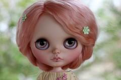 Peachy princess :)