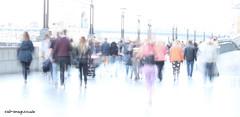 Streets of London (katya.bennett) Tags: london streets blur people rush hour rushing thisislife canon movement