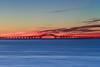 Blue Bay (Bob90901) Tags: blue bay bluehour greatsouthbay longisland newyork nauticaltwilight sky clouds water rpg90901 robertmosescauseway sunrise dawn lindenhurst venetianshores summer suffolkcounty bridge canon 6d canonef70200mmf28lisiiusm canon70200f28lll 2016 september 0602