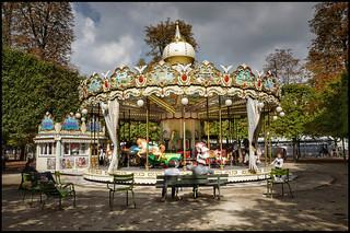 Jardin des Tuileries * Paris