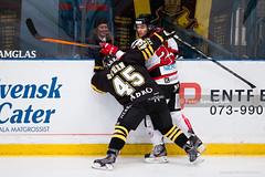 2013-09-27 AIK-ÖHK SG2995 (fotograhn) Tags: ishockey hockey icehockey shl svenskahockeyligan swedishhockeyleague aik gnaget örebrohk tackling sport sportsphotography canon stockholm sweden swe