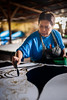 DSC09458 (inkid) Tags: people art batik paint painting asian f14 hsm ppl outdoor kelantan kelantandihati malaysia asia asw travel bokeh dof 50mm za ssm zeiss iso 3200
