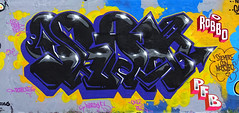 Graffiti at Stockwell 07-16 Tributes to Robbo (20) (geoffKR) Tags: london graffiti robbo