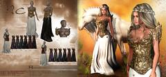 [NC] - Aphrodite SET - FGC 1outof2 (niki8901 - andycool90 ,Secondlife, Gor, Roleplay) Tags: fantasygachacarnival fgc nc noblecreations niki8901 andycool90 secondlife sl slevents slfashion gor gorean medieval spartan titan