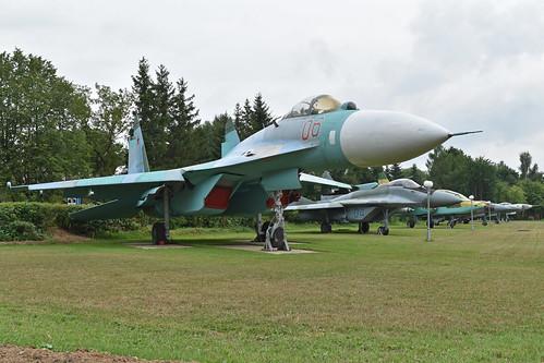 121st ARZ museum. Starry Gorodok, Russia. 23-8-2017
