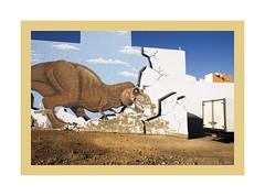 Fuerteventura_JP27058 (Jordane Prestrot) Tags: jordaneprestrot fuerteventura puertodelrosario tyrannosaure trex tiranosaurio juanpedromendozavera camion camión truck fresque fresca mural painting pintura peinture dinosaure dinosaur dinosaurio