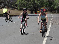 "Avanti Plus Duathlon, Lake Tinaroo, 07/10/17-Junior Race • <a style=""font-size:0.8em;"" href=""http://www.flickr.com/photos/146187037@N03/37567769041/"" target=""_blank"">View on Flickr</a>"