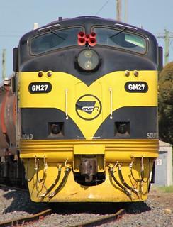 GM27 in Jeparit