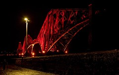 South Queensferry. Scotland. (ost_jean) Tags: south queensferry scotland nikon d5200 tamron sp af 1750mm f28 xr di ii vc ld ostjean unitedkingdom colors schotland ecosse famous nightshot dark