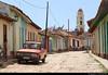 Old Town, Trinidad, Cuba (JH_1982) Tags: vintage car oldtimer historic buildings tower old town oldtown altstadt cobblestone kopfsteinpflaster architecture landmark unesco world heritage site colonial trinidad 特立尼达 トリニダ 트리니다드 тринидад त्रिनिदाद cuba kuba 古巴キューバ 쿠바 куба क्यूबा كوبا